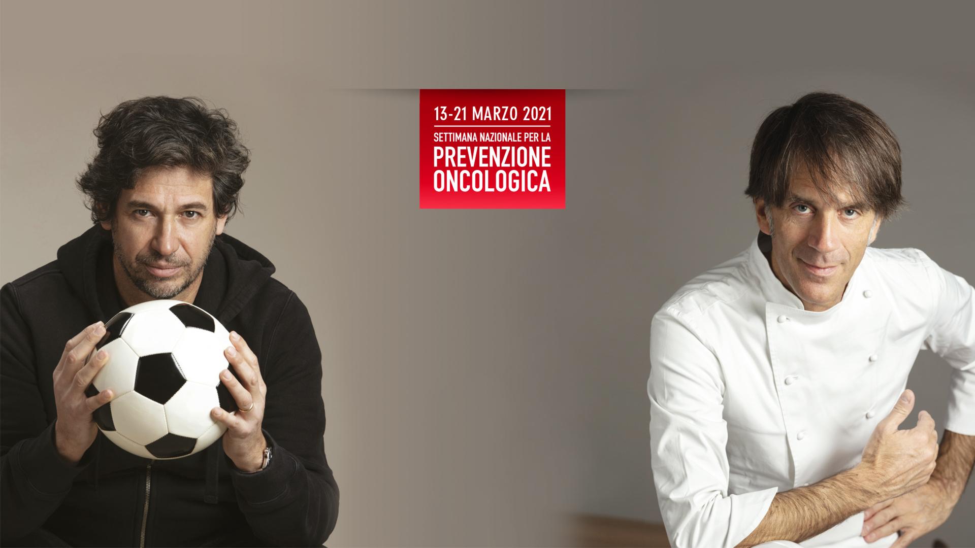 13-21 MARZO 2021 - Settimana nazionale per la prevenzione oncologica